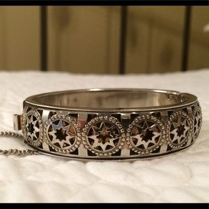 Jewelry - Silver and copper colored bracelet